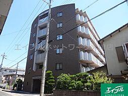 滋賀県大津市錦織3丁目の賃貸マンションの外観