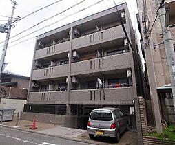 京都府京都市中京区三本木町の賃貸マンションの外観