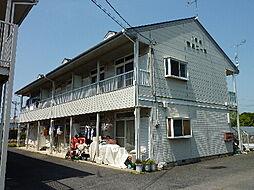 飛田コーポ B棟[202号室]の外観