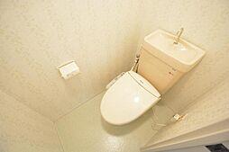 久屋グリーンビルのシャワー付トイレ(イメージ)