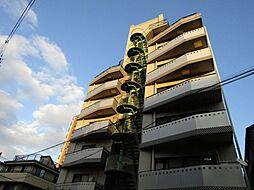 シティコート山坂[3階]の外観