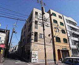 京都府京都市上京区小山町の賃貸マンションの外観