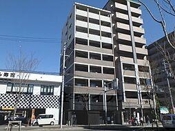 ベラジオ京都西大路802号室[8階]の外観