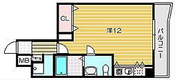 さとみマンション[3階]の間取り