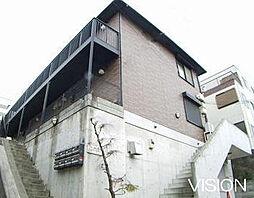 クレストヒルズK[2階]の外観