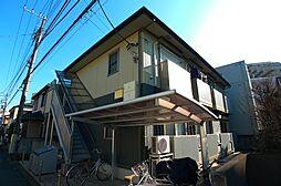 第4富士ハイツ[2階]の外観