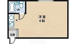 矢田駅 1.7万円