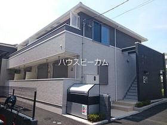 東京都中野区弥生町5丁目の賃貸アパート