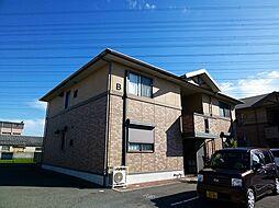 ファミール田井城[B201号室号室]の外観