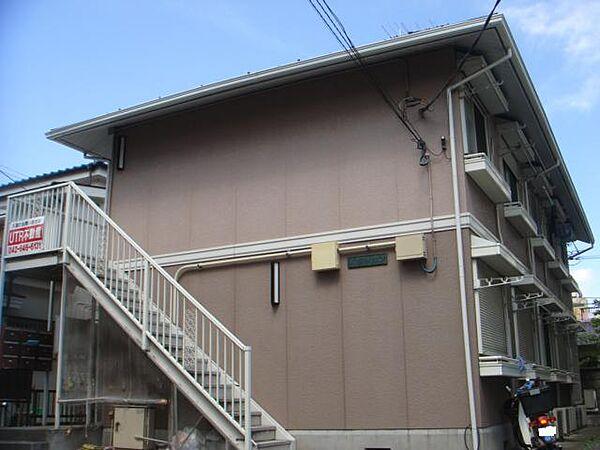 パラシオン[2階]の外観
