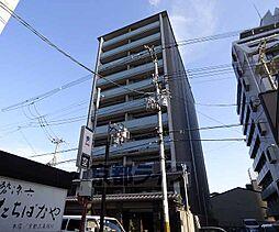 京都府京都市中京区橋東詰町の賃貸マンションの外観