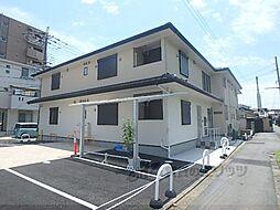 京都市営烏丸線 十条駅 徒歩1分の賃貸アパート