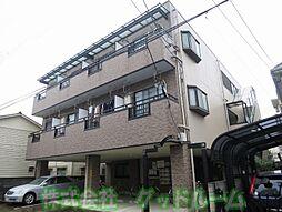 ハイム京浜[2階]の外観