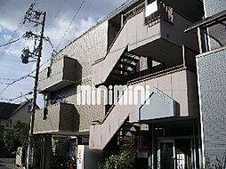 リバティパレス草薙[1階]の外観