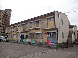 レインボー松本B棟[201号室]の外観