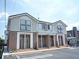 福岡県糟屋郡志免町王子1丁目の賃貸アパートの外観