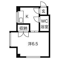 【敷金礼金0円!】ローヤルハイツ712A棟