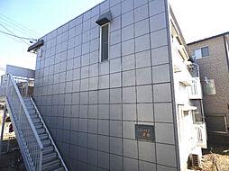 エステートピア浦和[1階]の外観