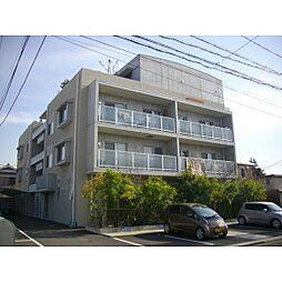 静岡県浜松市中区上浅田1丁目の賃貸マンションの外観