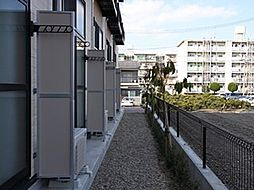 レオパレス浦里[1階]の外観