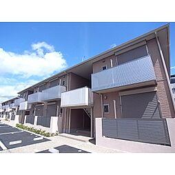 奈良県奈良市八条の賃貸アパートの外観