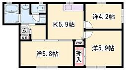 西飾磨駅 5.5万円