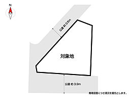 売地 北九州市小倉南区若園