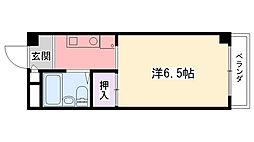 ピッコロフィオーレ[1階]の間取り