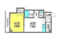 菊水駅 3.3万円
