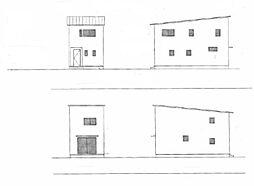 [一戸建] 岡山県岡山市北区厚生町2丁目 の賃貸【/】の外観
