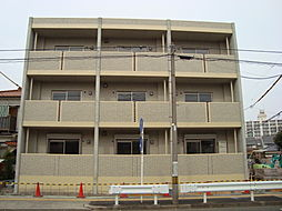 愛知県名古屋市港区港楽1の賃貸マンションの外観