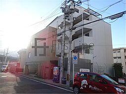 おおきに出町柳サニーアパートメント(旧 S-CREA出町柳)[501号室]の外観