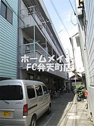 岡久ハイツ[2階]の外観