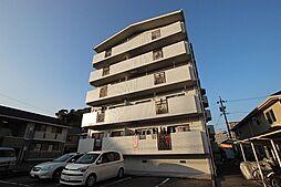 広島県広島市安佐南区大町西1丁目の賃貸マンションの外観