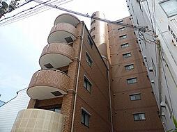 兵庫県神戸市中央区橘通2丁目の賃貸マンションの外観