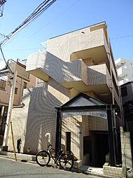 ミリオンコート新宿[1階]の外観