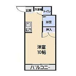 平成駅 3.8万円