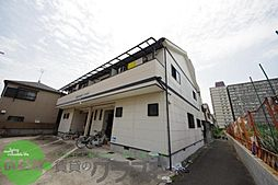 シャルマン・コート[1階]の外観