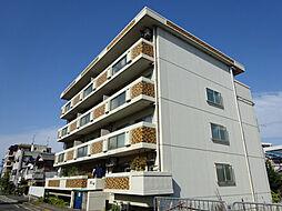 大阪府豊中市若竹町2丁目の賃貸マンションの外観