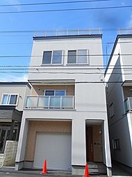 札幌市電2系統 東屯田通駅 徒歩9分の賃貸一戸建て
