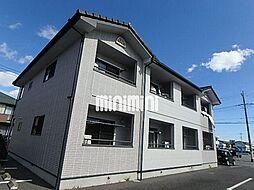 中嶋ハイツIIA[1階]の外観