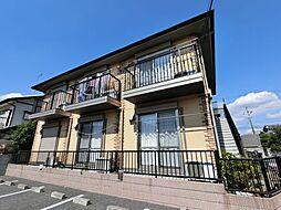千葉県千葉市若葉区千城台東2丁目の賃貸アパートの外観