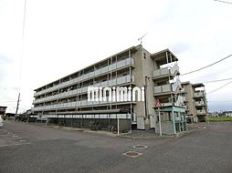 ビレッジハウス増田2号棟[2階]の外観