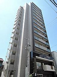 エスリード阿波座レジデンス[12階]の外観