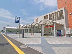 駅まで800m、青井駅