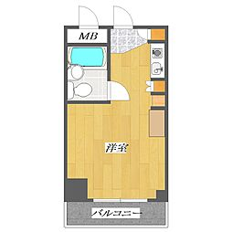 To-Syo- Building[804号室]の間取り