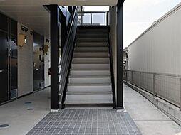レオパレス豊第2[1階]の外観