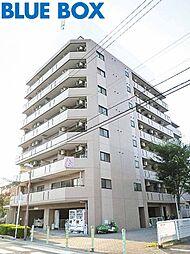 第2さくらマンション中央[702号室]の外観
