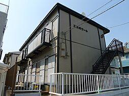千葉県柏市逆井藤ノ台の賃貸アパートの外観