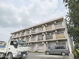 大阪府堺市堺区中永山園の賃貸マンションの外観